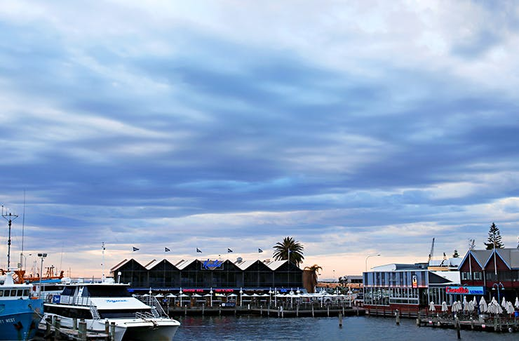 Harbourside Freo