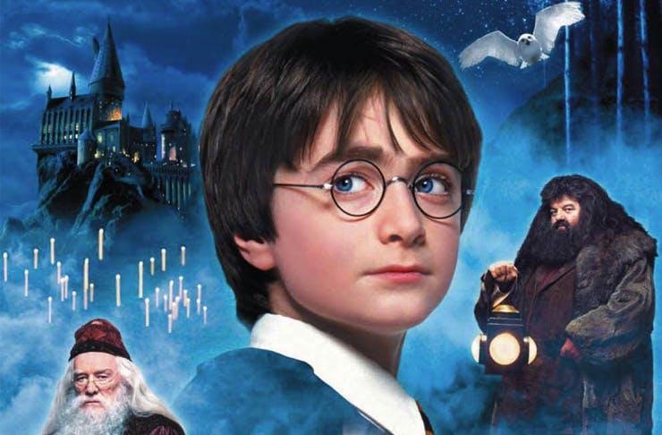 Harry Potter In Sydney