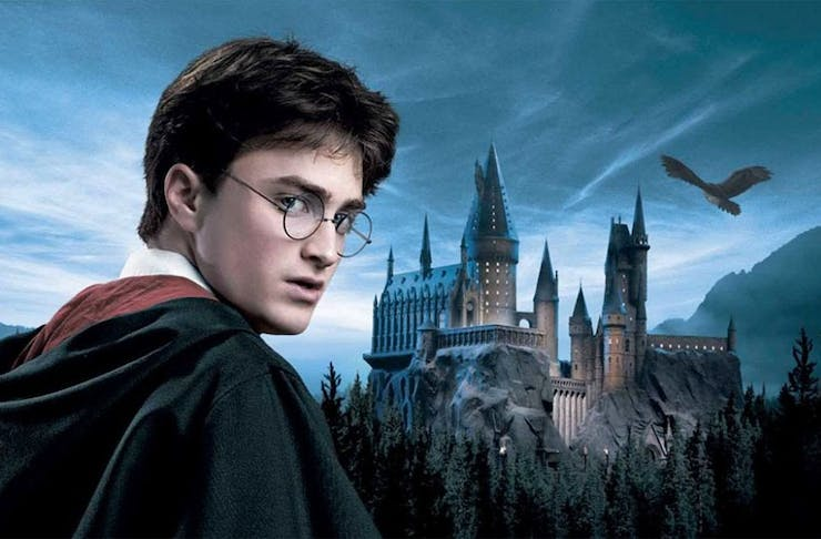 Hogwarts is coming to brisbane