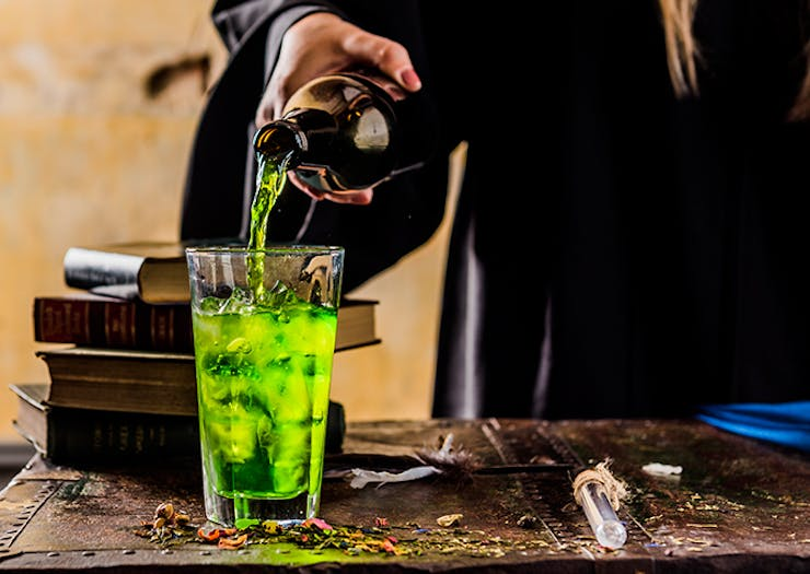 A Boozy Harry Potter Grand Feast Is Happening In Perth Next Month