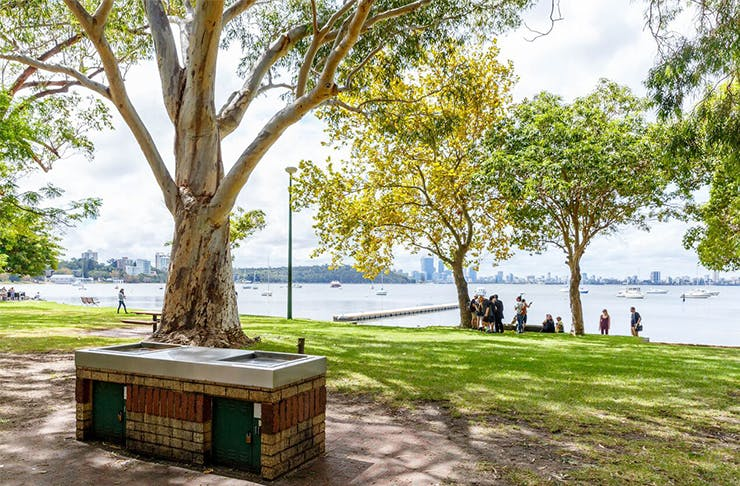 Perth's Most Beautiful BBQ Spots