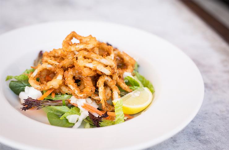 gourmet seafood