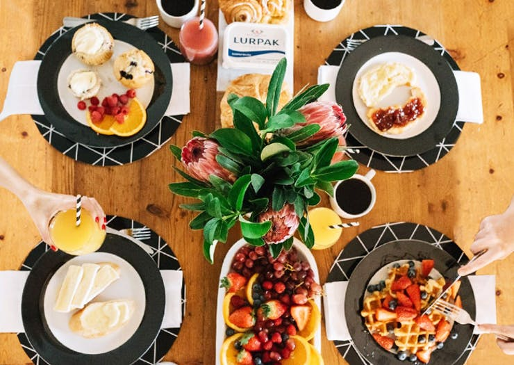 How To: Throw An Epic Brunch
