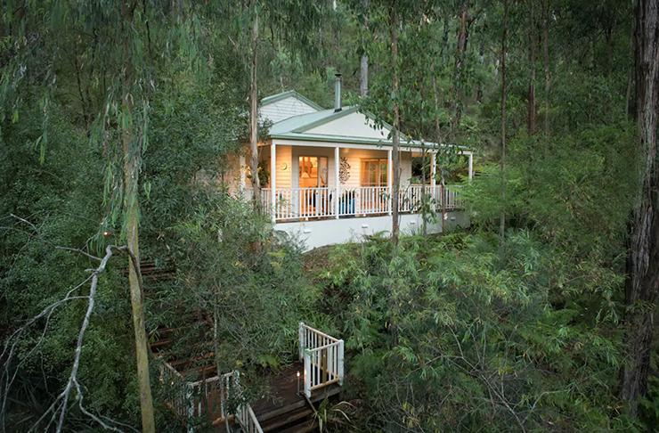 best victorian spa airbnb