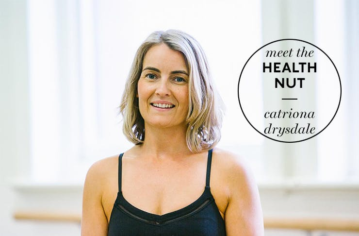 Health Nut Catriona Drysdale Perth Health and Fitness Xtend Barre Perth