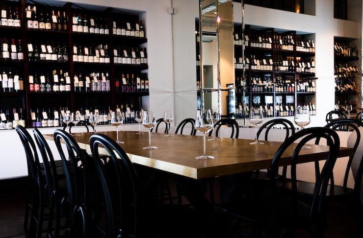 Heritage Wine Bar
