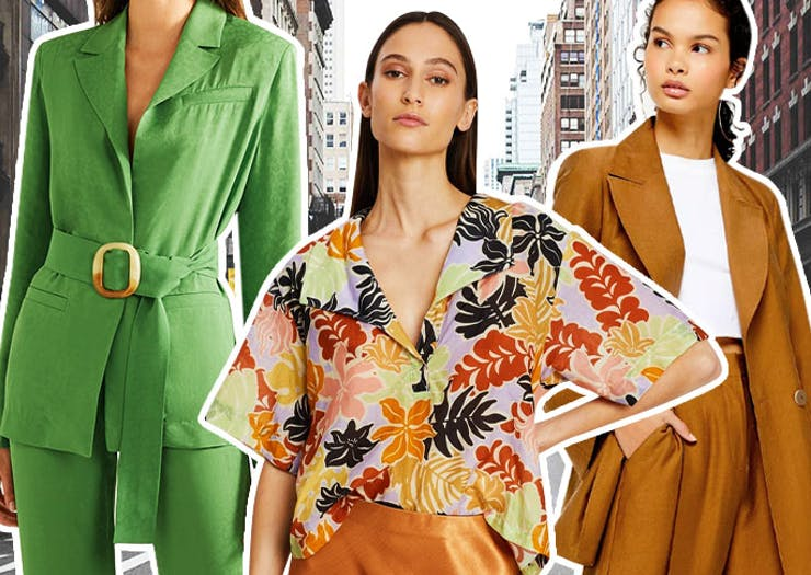 20 Fresh Pieces To Help Level Up Your Work Wardrobe