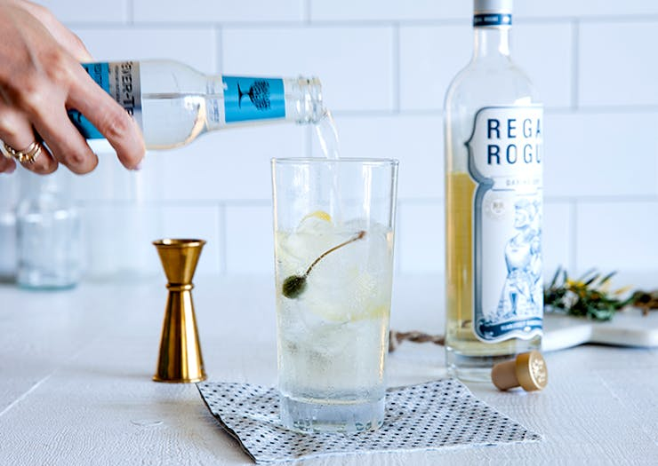 How To Build A Seriously Sweet At Home Bar