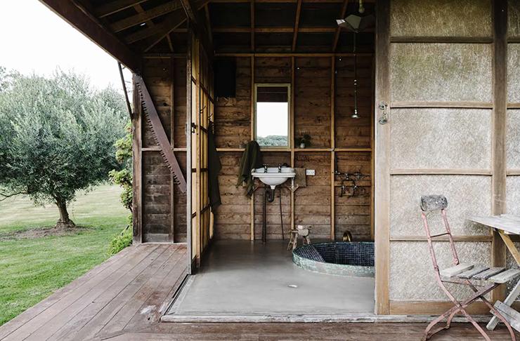 victorian best spa airbnb