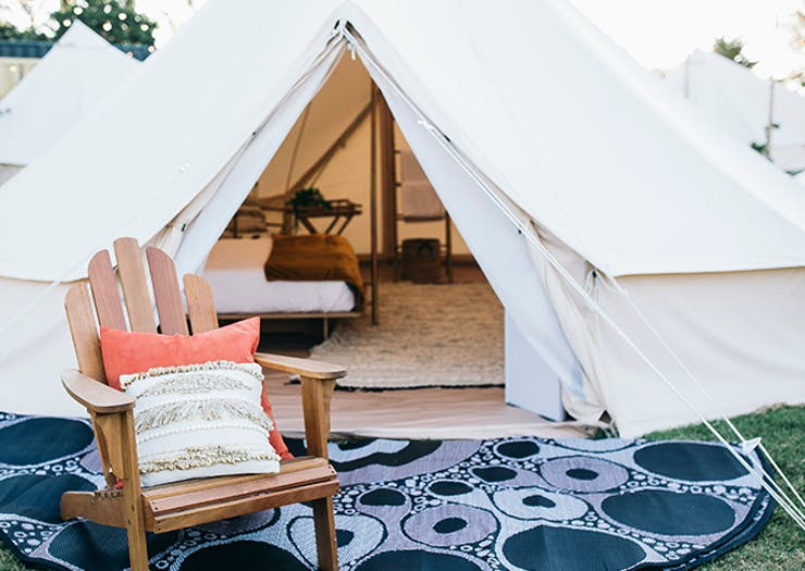 The Hideaway Glamping Cabarita Beach