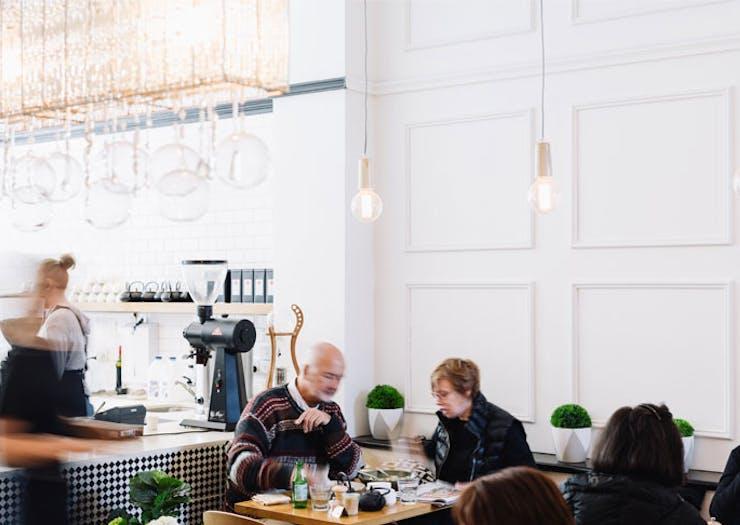 high society cafe