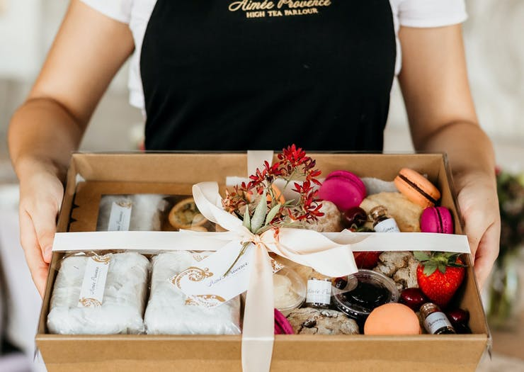 Pop The Bubbly, You Can Now Get High Tea Delivered To Your Door