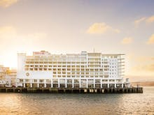 The Hilton Auckland
