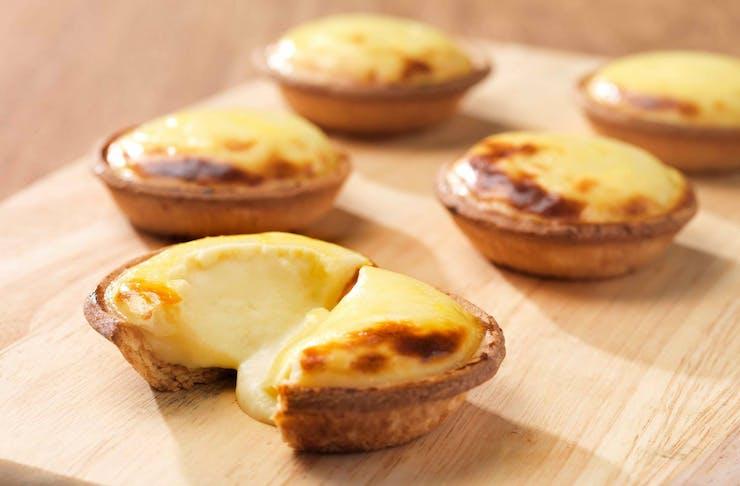Cheese tarts Sydney