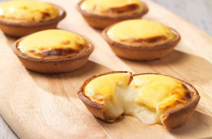 We Know Where You Can Get Free Cheese Tarts This Friday