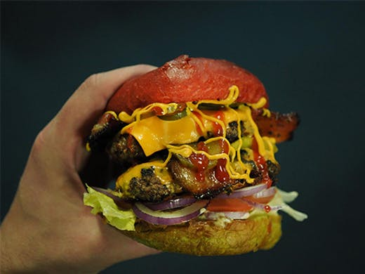 Hood Burger, Burgers, Perth, Perth Burgers, Perth Food Trucks, Perth Restaurant, American Food Perth