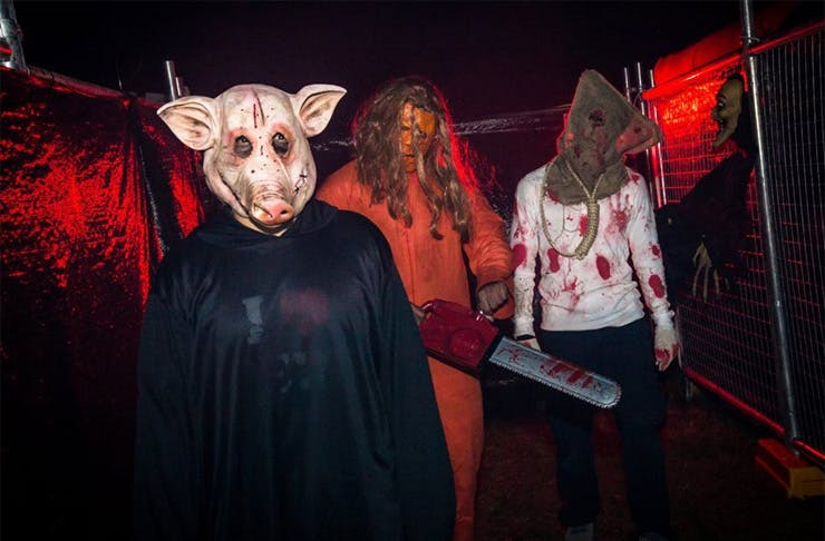 Horror Movie Campout Sydney