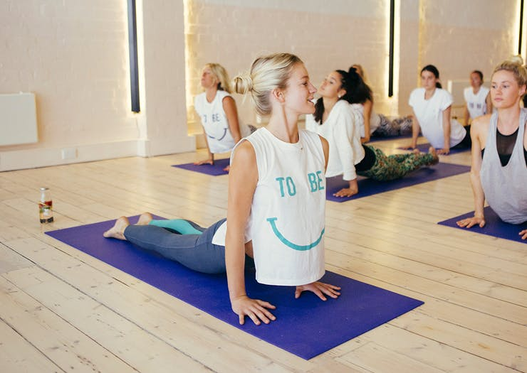 Where To Take A Hot Yoga Class On The Gold Coast