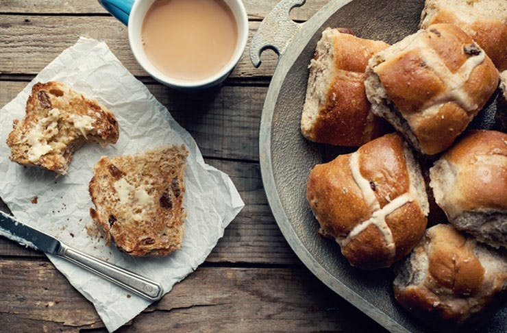 How To Spice Up Your Hot Cross Buns