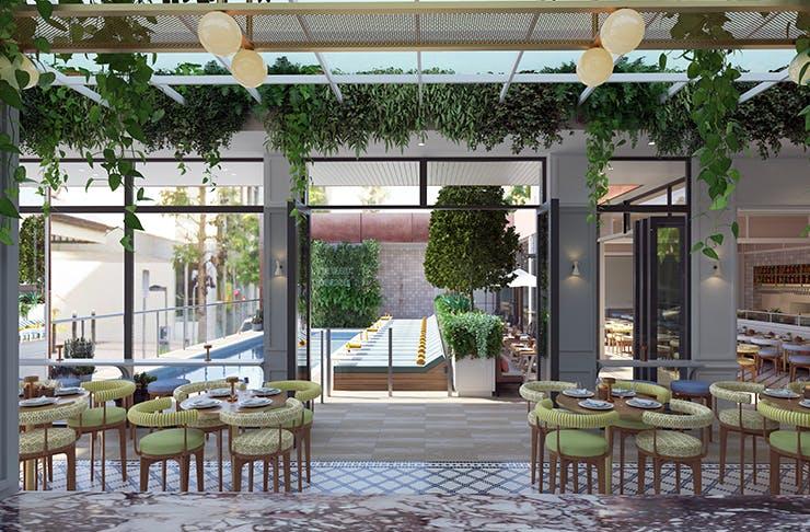 Hyde Perth Kitchen + Cocktails