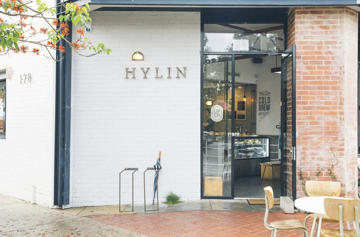 Hylin West Leederville Perth Cafe