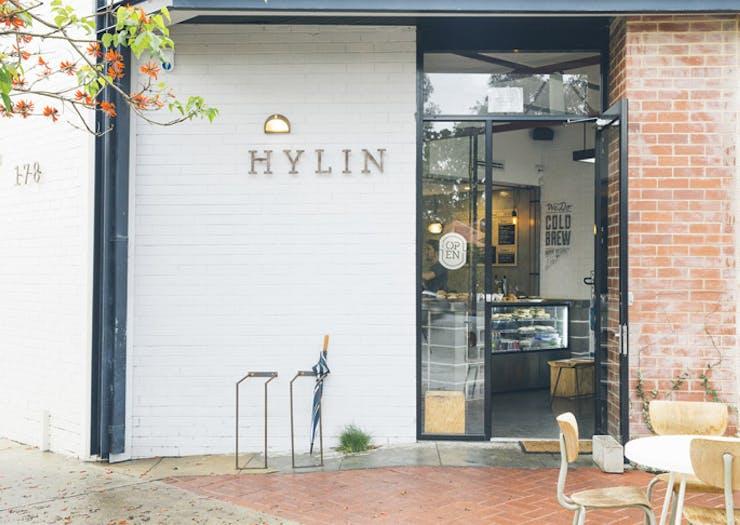 Hylin West Leederville Perth Cafe