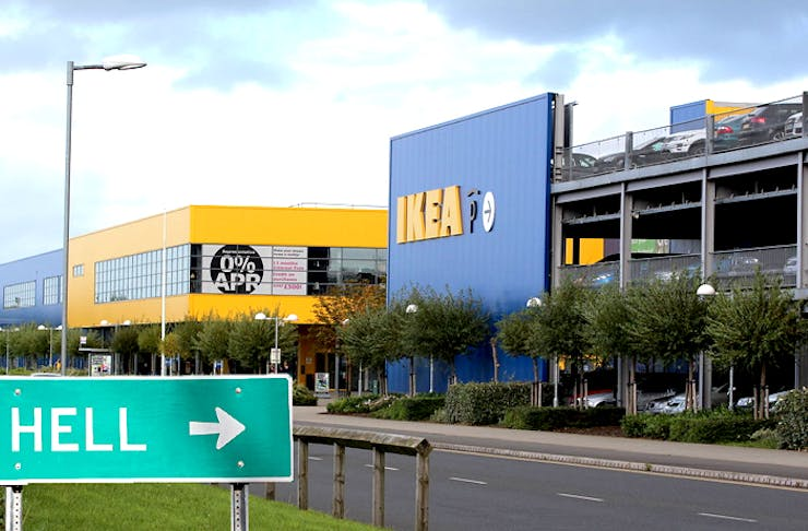 a letter to ikea