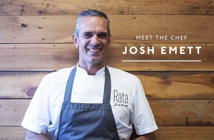 Meet The Chef: Josh Emett