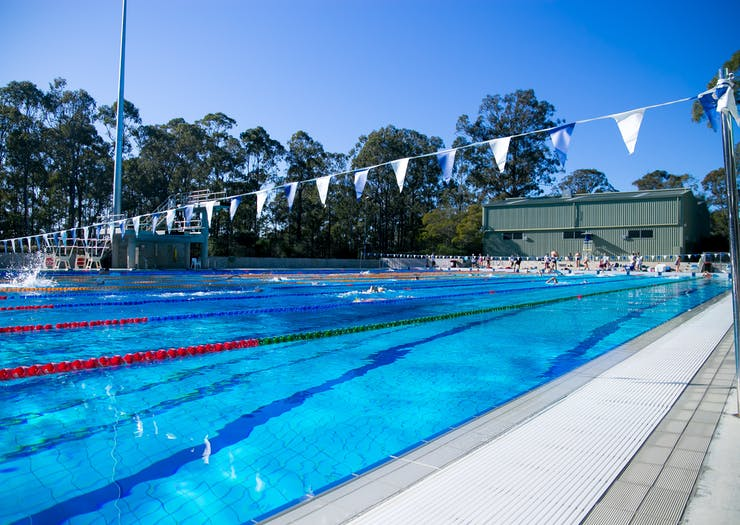 Swimming Aus