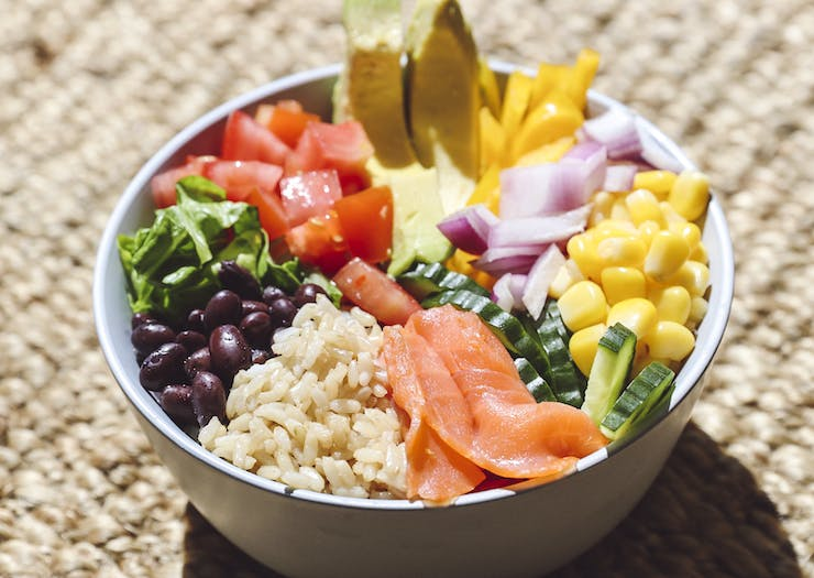 3 Healthy Work Lunches You Can Make For Less Than $10