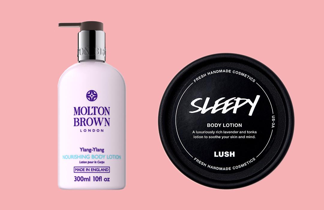 sleep lotion
