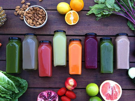 Inner Ego Perth Juice Cleanse Cold Pressed