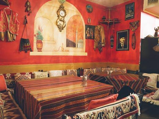 Istanbul Turkish Restaurant Fremantle Perth Restaurant