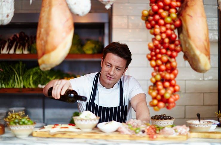 Jamie Oliver Pizzeria Gold Coast