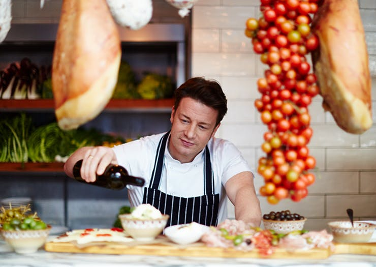Prepare To Salivate, Jamie Oliver's First Ever Gold Coast Restaurant Is Here