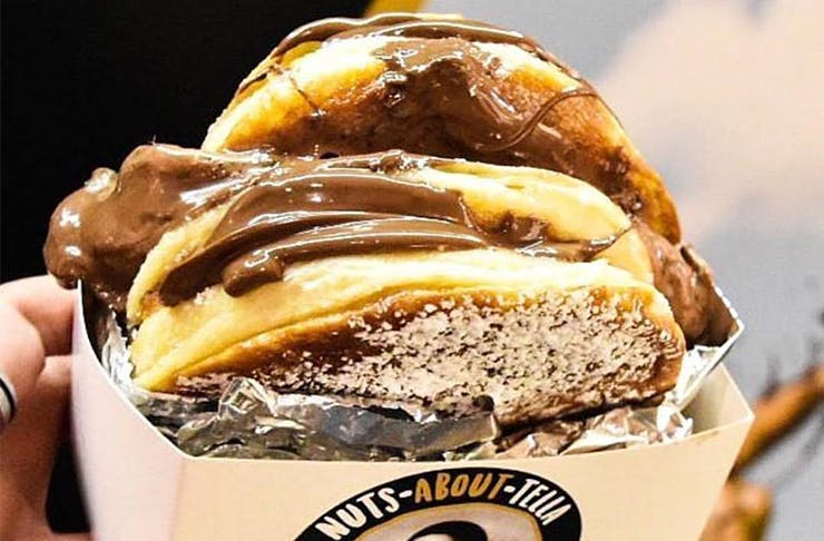 The Nutella Burger Has Arrived In Melbourne