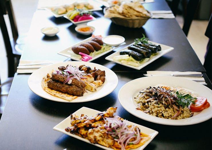 Lebanese Food Leichhardt Sydney
