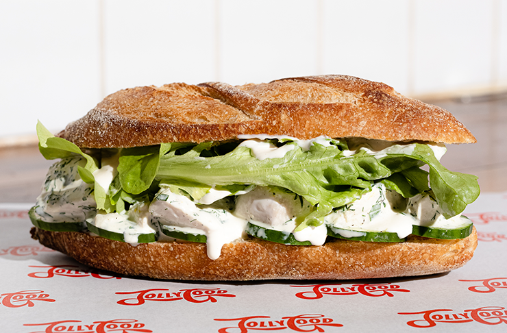 Jolly Good Sandwiches