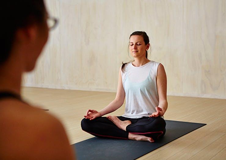 Yoga classes Sydney