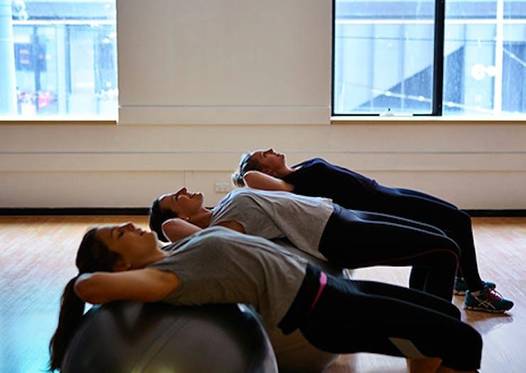 Fitness classes Sydney