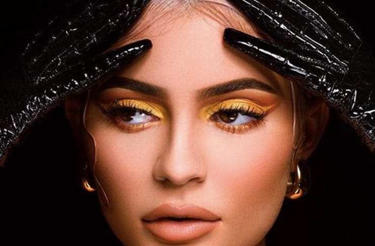 Here's What Is In The New Kylie Jenner Halloween Collection