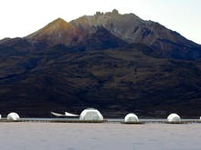 Glamping On The Bolivian Salt Flats Will Be A Glorious Reality Next Year
