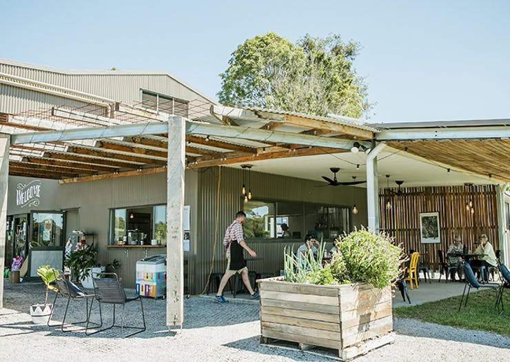 The Hottest New Farm-To-Table Cafe Has Just Opened In The Hinterland