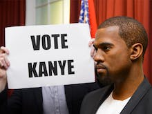 7 Celebrities Who Should Totally Run Against Kanye For President