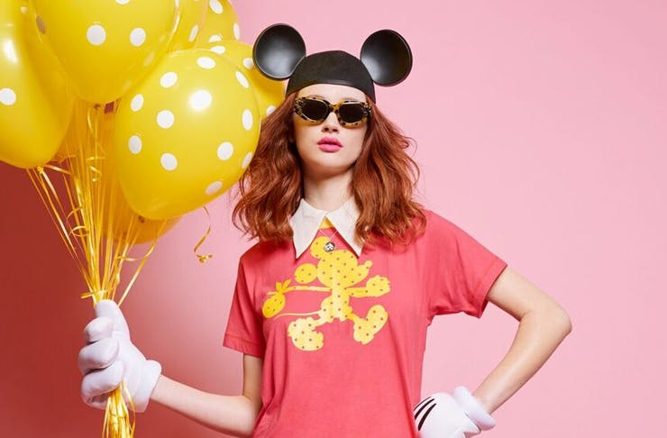 A Karen Walker X Disney Collab Has Just Dropped
