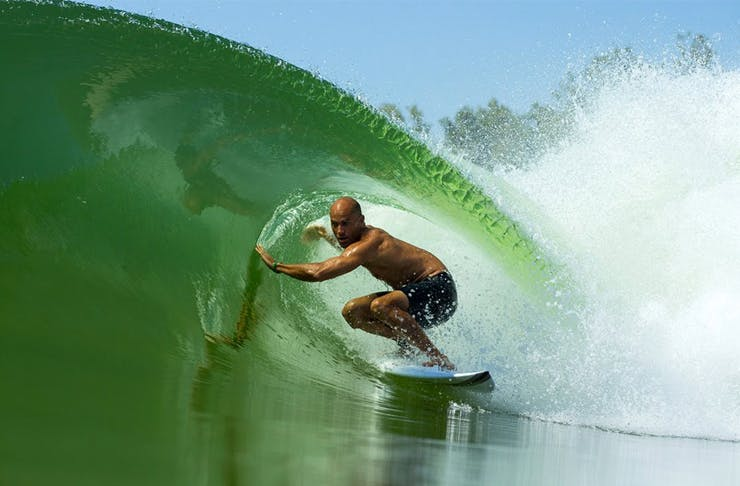 kelly slater surf ranch sunshine coast