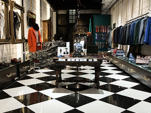 Khirzad Designer Menswear Boutique Perth