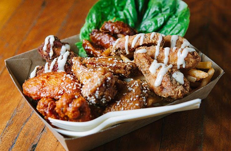 Australias Best Chicken Wings Are Popping Up In Sydney Sydney