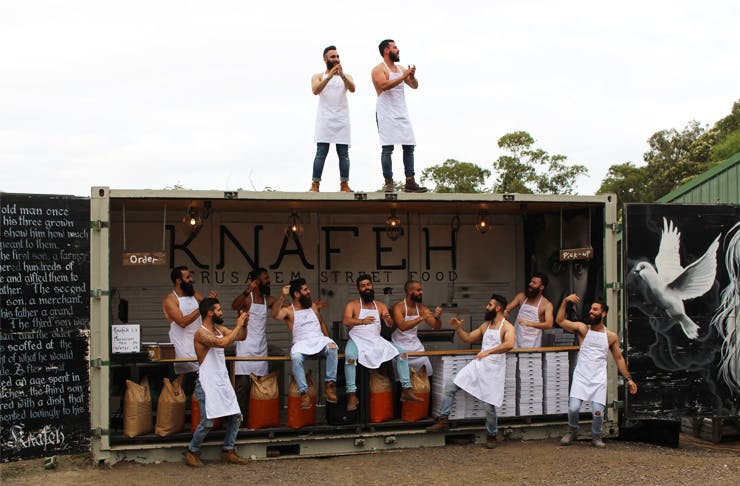 food truck festival Sydney