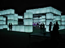 Get Pumped, This Huge Multi-Sensory Outdoor Light Installation Is Coming Back Next Month